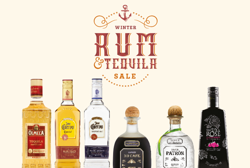 rum-and-tequila-sale