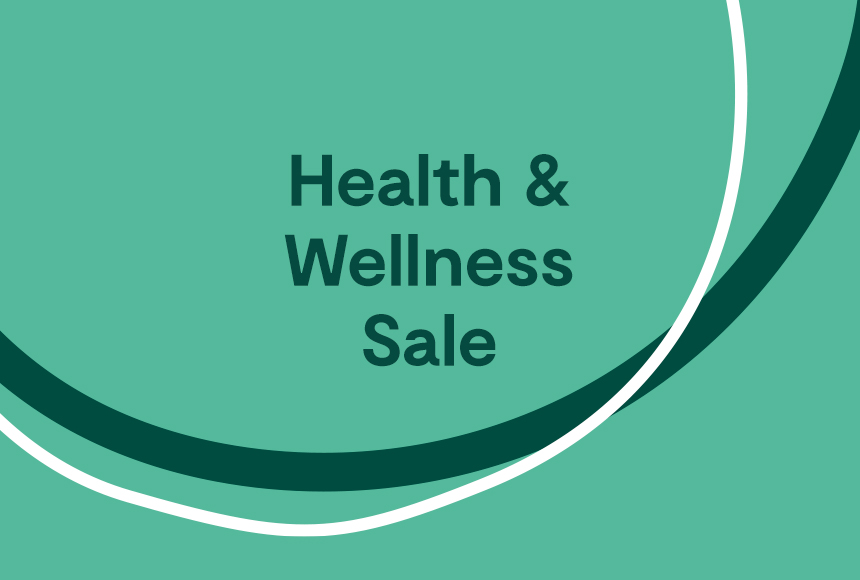 health-and-wellness-sale