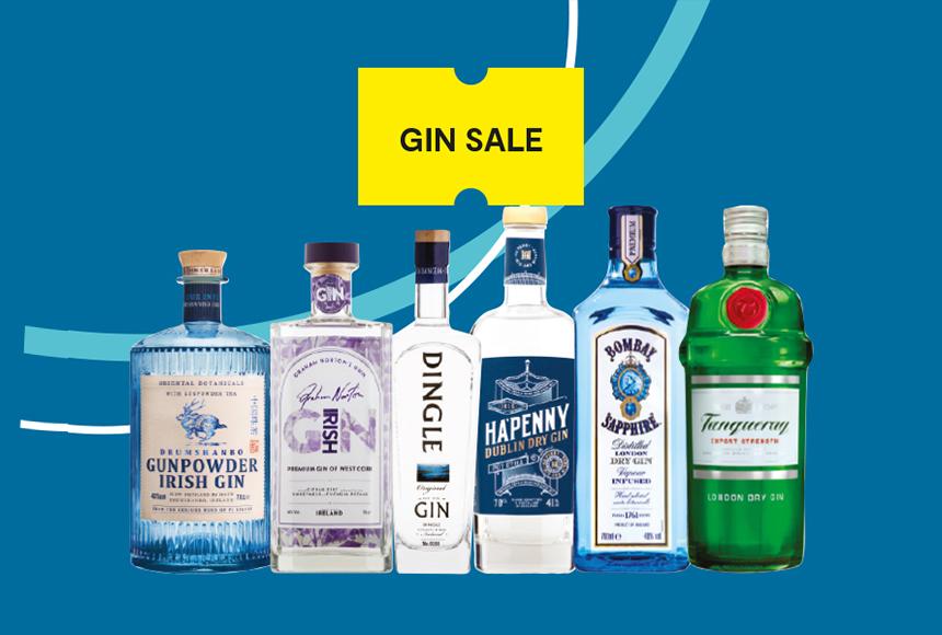 gin-sale