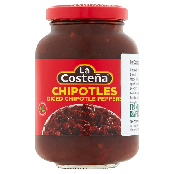 La Costena Chipotle Peppers Jar (230 Grams)