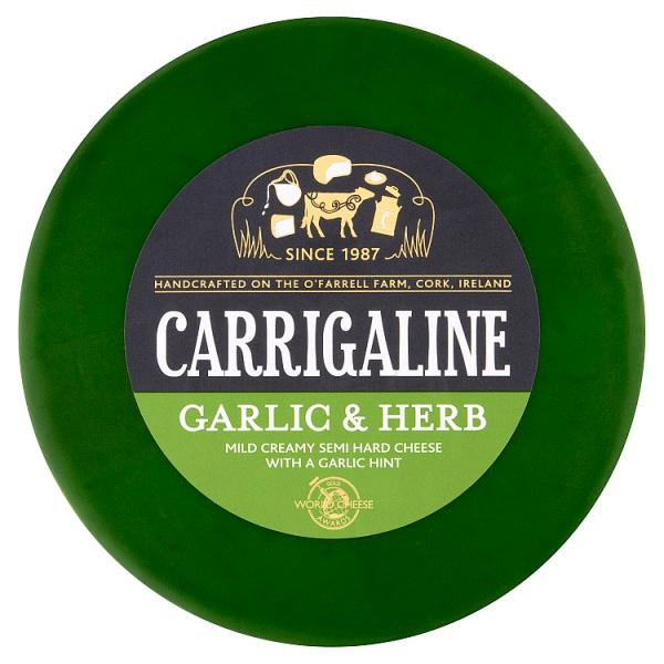 Carrigaline Garlic & Herb Cheese