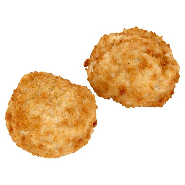 Loose Breaded Cod Fishcake