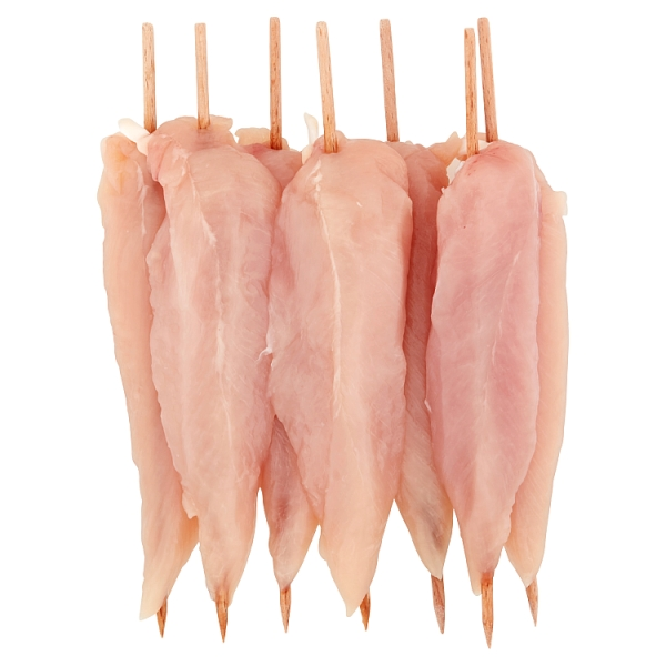 Plain Chicken Skewers
