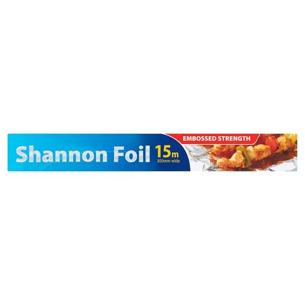 Shannon Tin Foil