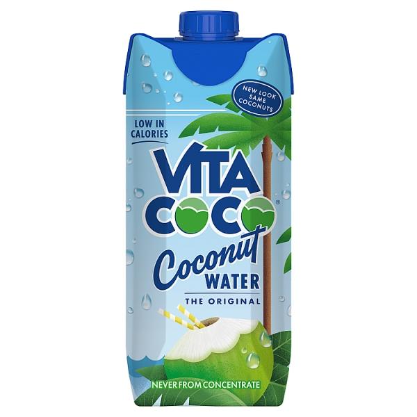 Vita Coco Natural Coconut Water 330 Millilitre