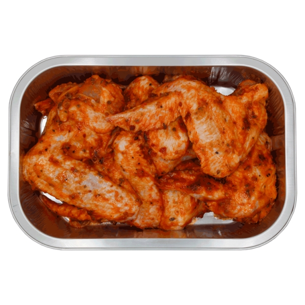 Prepared By Our Butcher Hot 'n' Spicy Irish Chicken Wings