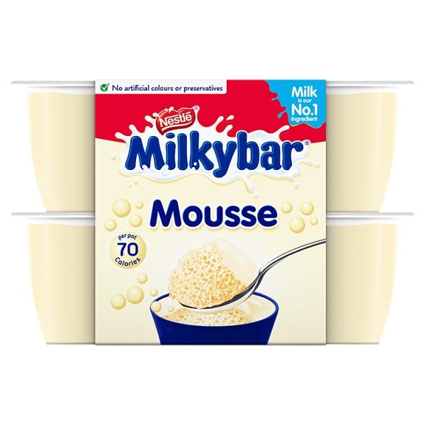 Milkybar Mousse