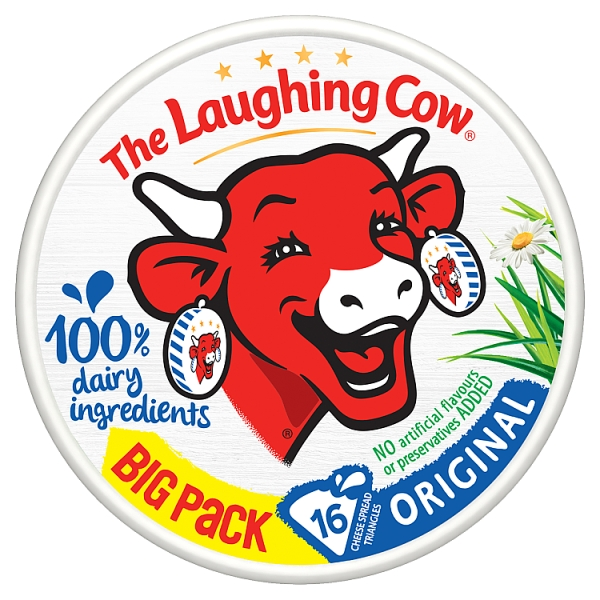 Laughing Cow Light 16's Portion