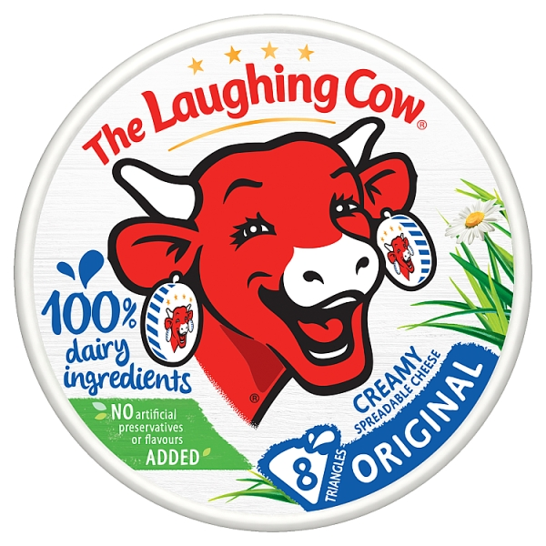 Laughing Cow 8 Portion