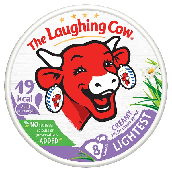 Laughing Cow Lightest 8 Portion