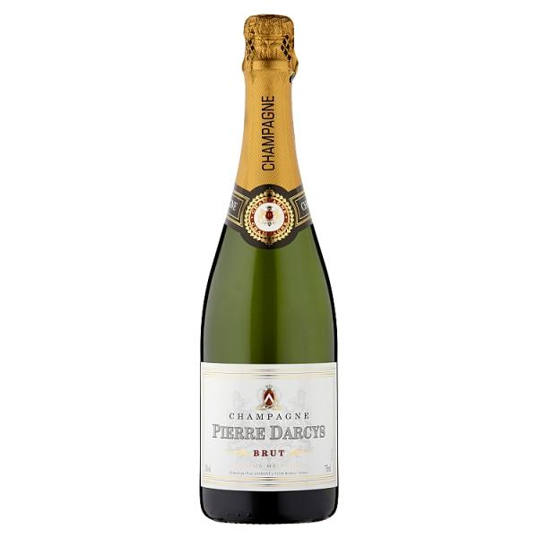 Pierre Darcys Champagne Brut
