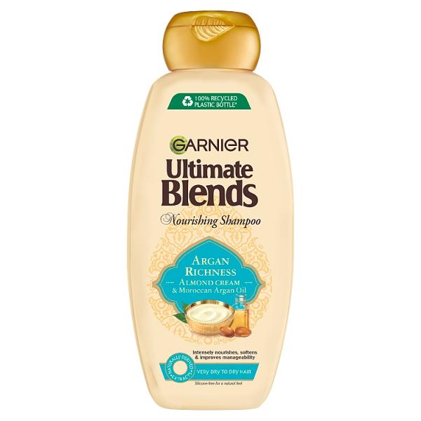 Ultimate Blends Argan Oil Shampoo