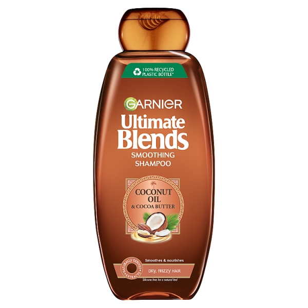 Ultimate Blends Coconut Oil and Cocoa Butter Shampoo