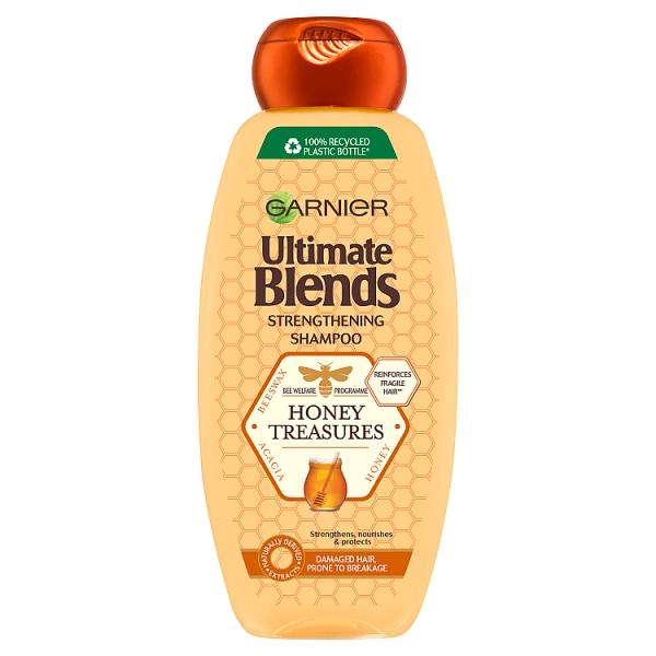 Ultimate Blends Honey Strengthening Shampoo