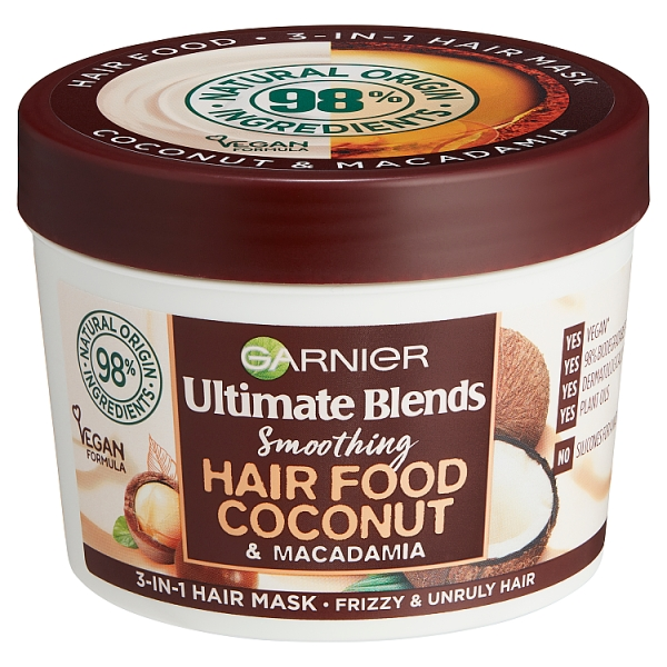 Ultimate Blends Coconut Hair Food Hair Mask Treatment