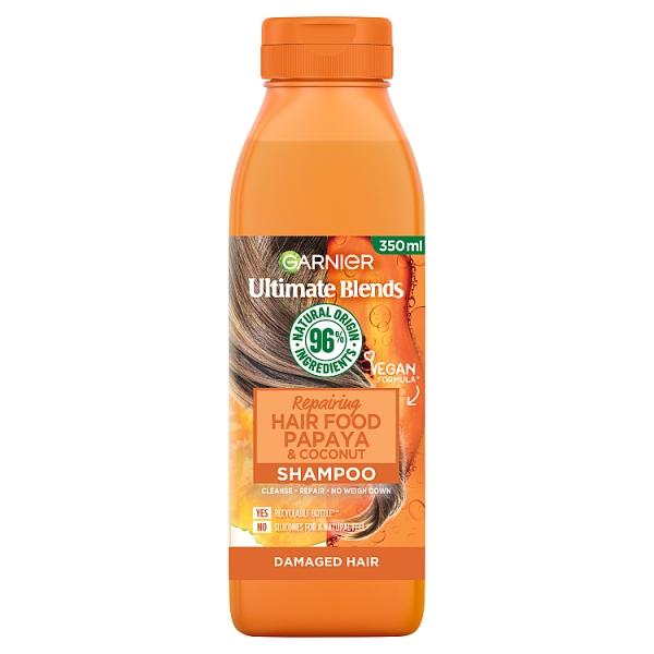 Ultimate Blends Papaya Hair Food Shampoo