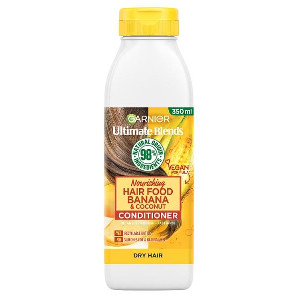 Ultimate Blends Banana Hair Food Condtioner
