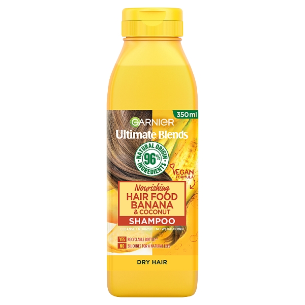 Ultimate Blends Banana Hair Food Shampoo