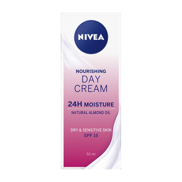 Nivea Visage Rich Moisturising Day Cream (50 Millilitre)