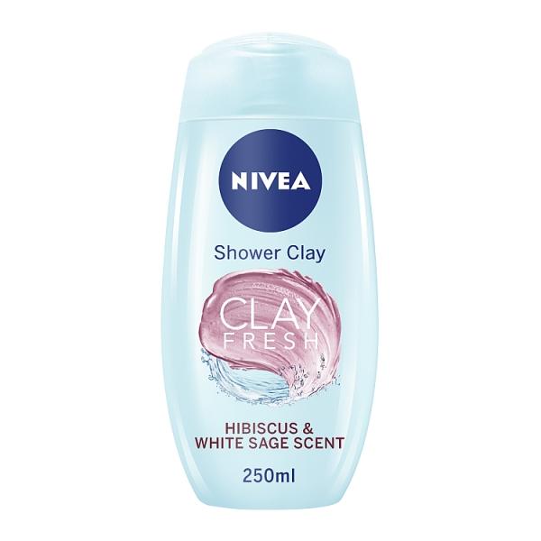 Nivea Clay Fresh Body Wash