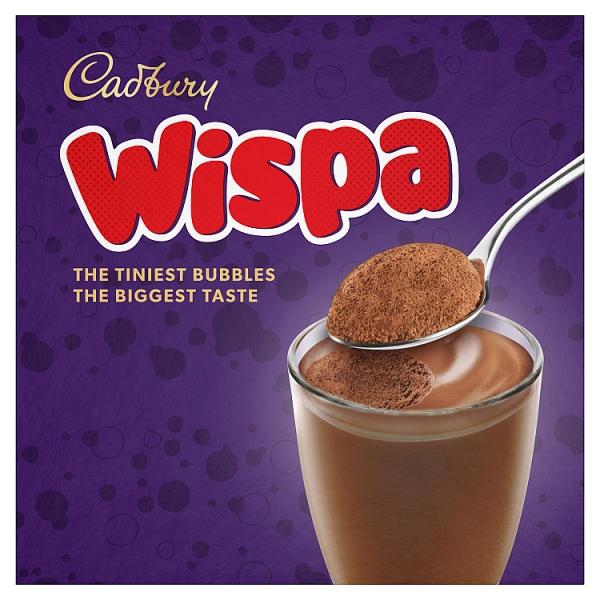 Cadbury Wispa Chocolate Dessert 4 Pack
