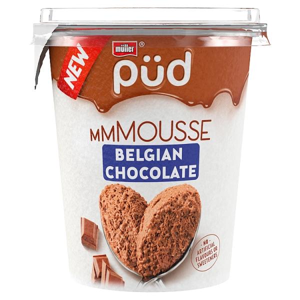 Muller Pud Mousse Milk Chocolate