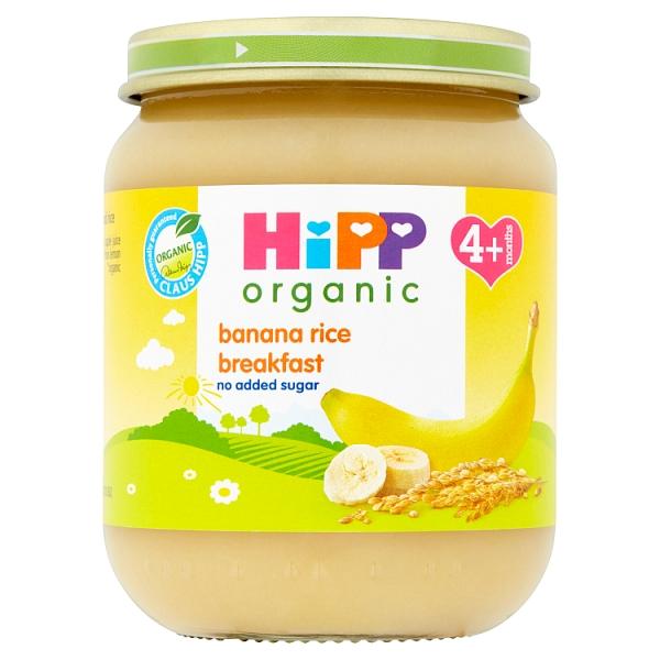 Hipp Banana Breakfast Jar