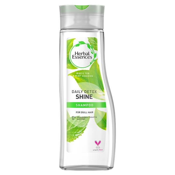 Herbal Essences Daily Detoc Shine Shampoo
