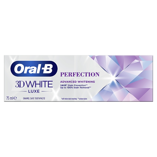 Oral-B 3DWhite Luxe Perfection Toothpaste