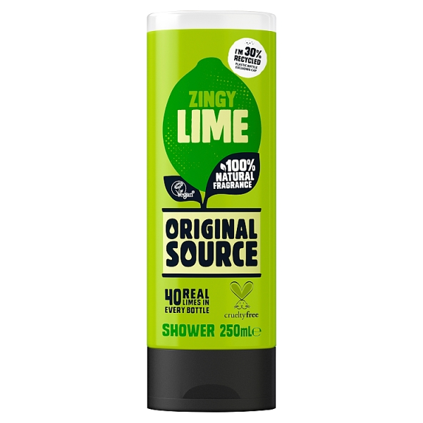 Original Source Zingy Lime Shower Gel