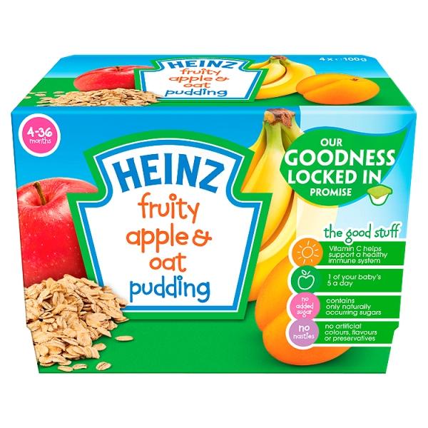 Heinz Baby Food Recipes