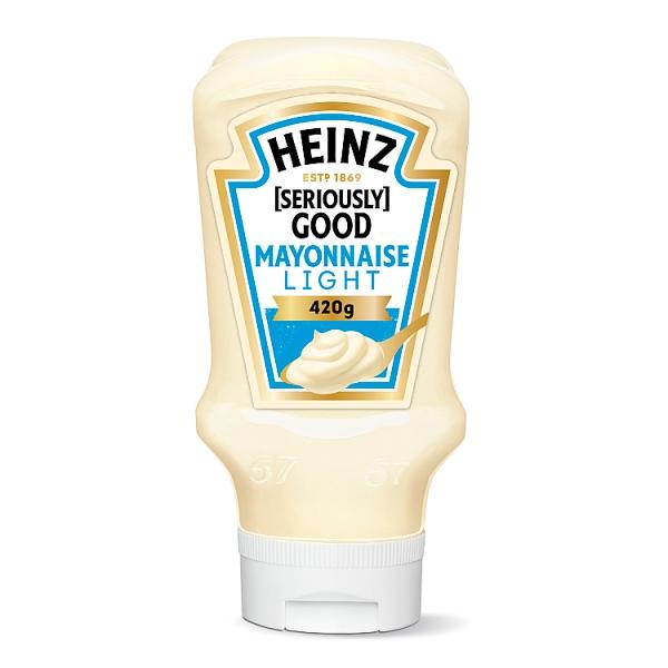Heinz Light Mayonnaise Squeezy