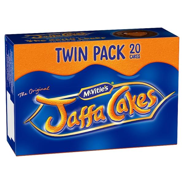 McVities Jaffa Cakes 20Pk