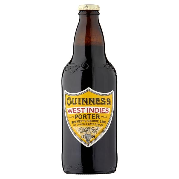 Guinness West Indies Porter Bottle