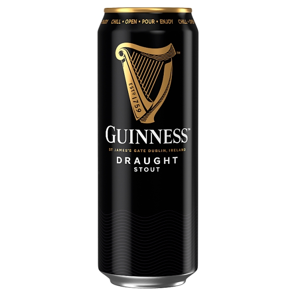 Guinness Draught Stout Can