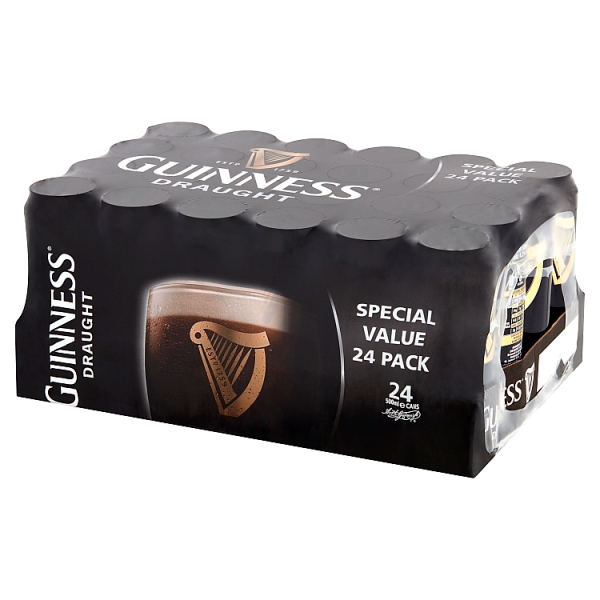 Guinness Draught 24 Cans