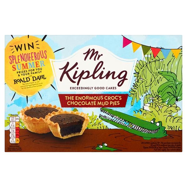 42a68aa629 Mr Kipling Crocs Mud Pie Roald Dahl
