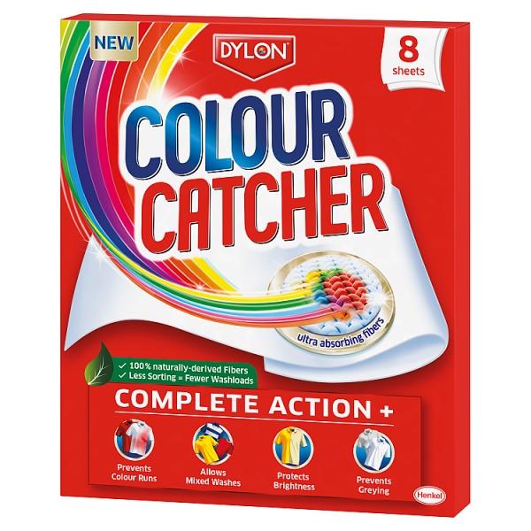 Dylon Colour Catcher Sheets 8 Pack