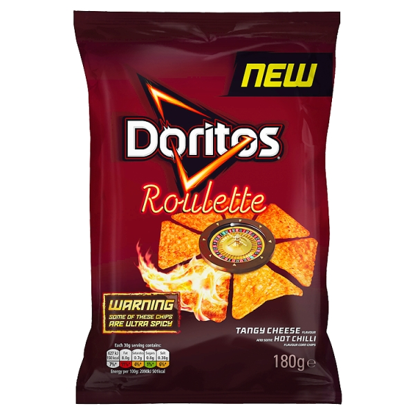 Doritos roulette how to tell the difference poker table images