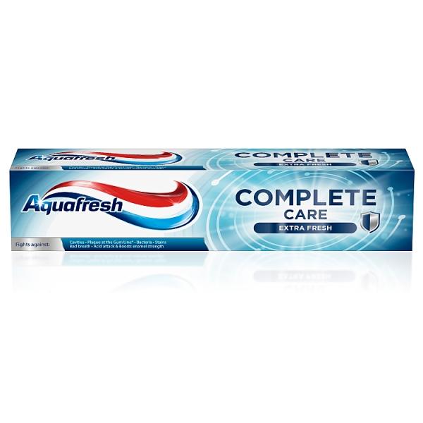 Aquafresh Extra Fresh Complete Care Toothpaste