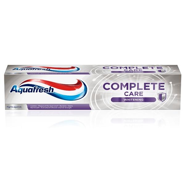 Aquafresh Complete Care Whitening Toothpaste