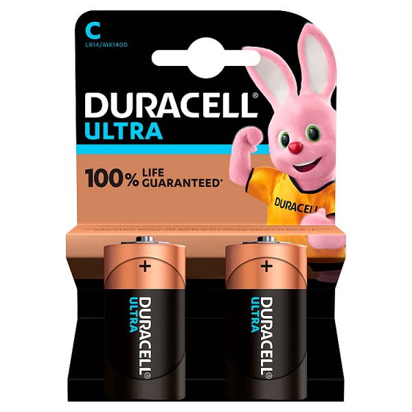 Duracell Battery C Size Mn1400bc
