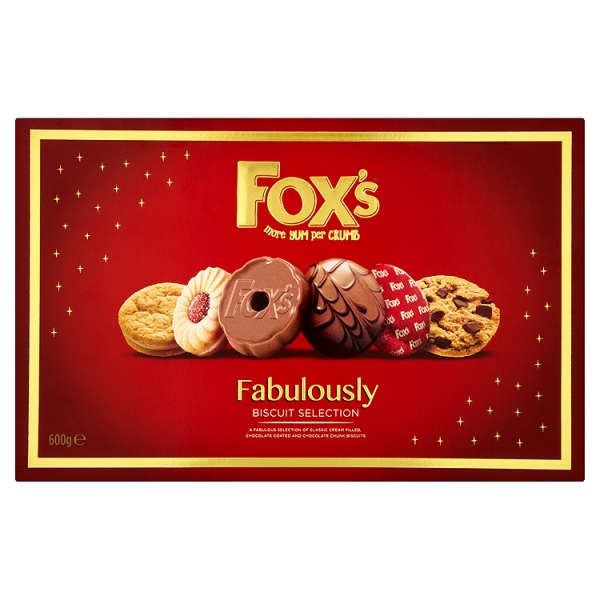 Fox S Chocolate And Cream Viennese Ingredients