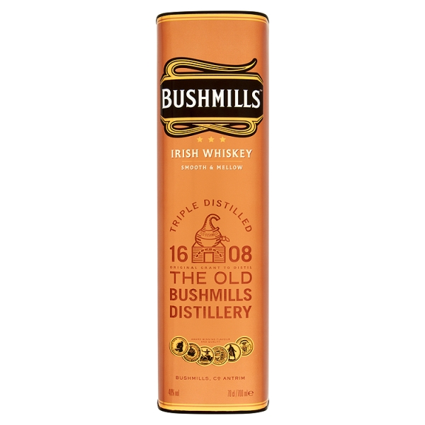 50101039331313g bushmills gift tube negle Image collections
