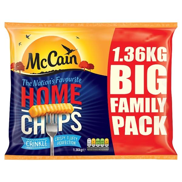 McCain Oven Chips (1 5 Kilogram)
