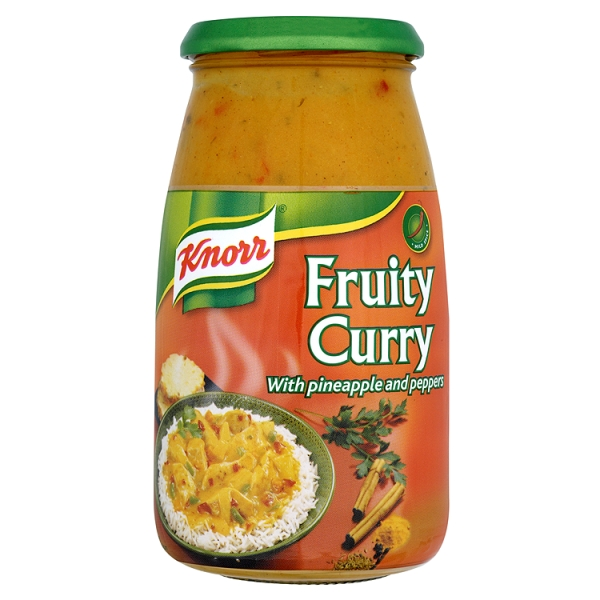 Curry Sauce Knorr