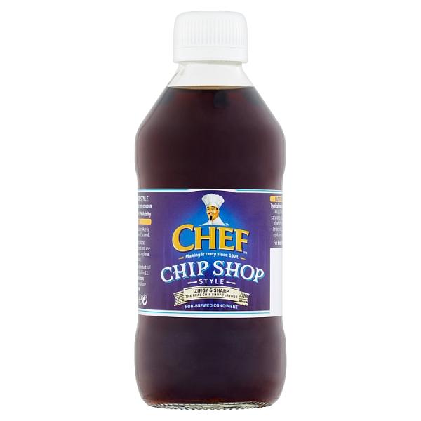 Chef Chip Shop Style Vinegar