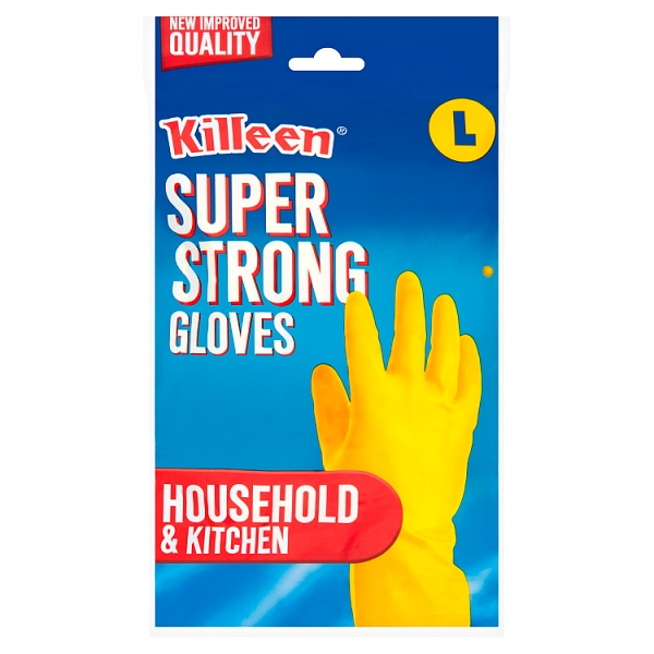 Killeen Large Strong Gloves