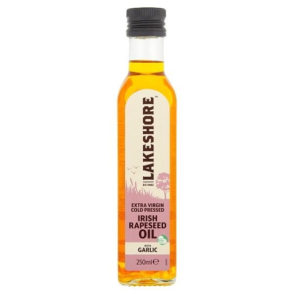 Lakeshore Irish Rapeseed Oil with Garlic
