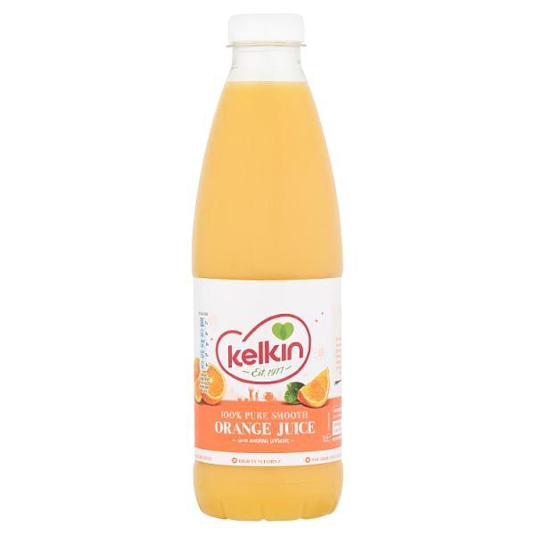 Kelkin Orange Juice